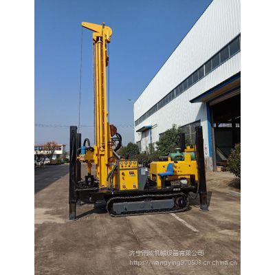 厂家直销水井钻机 55KW柴油电机动力强劲