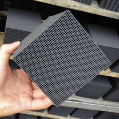 山东蜂窝活性炭 星源牌高效废气处理蜂窝活性炭