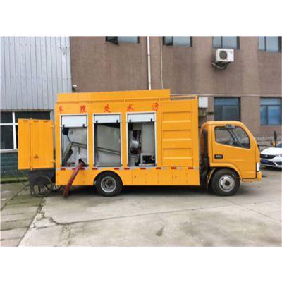 乌鲁木齐市3吨江铃吸污净化车,厂家特供