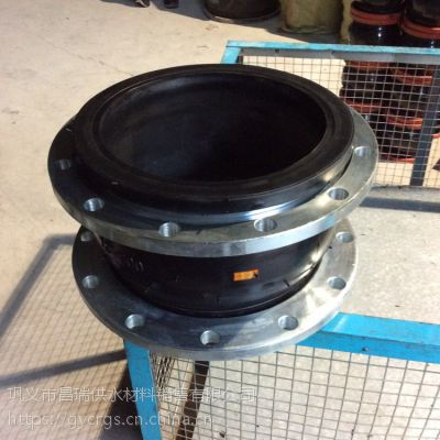 昌瑞KXT型耐海水耐污水耐油橡胶软连接