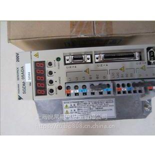 安川伺服SGM7P-01AFA61电机+SGD7S-R90A30A002伺服驱动器销售