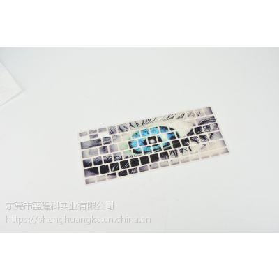 深圳高精硅胶键盘膜UV打印机