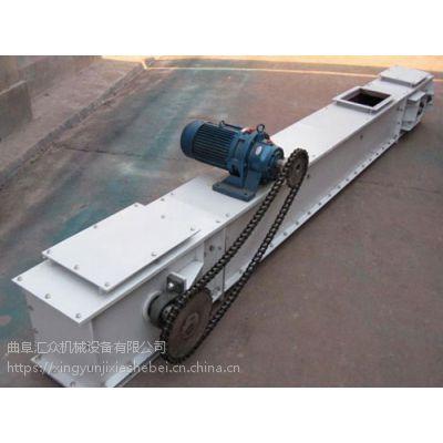 青岛 尼龙刮板输送机 多种型号刮板散料输送机