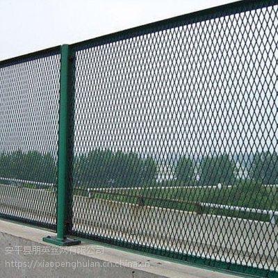 朋英 专业生产道路防撞护栏网 道路防眩晕网 热镀锌