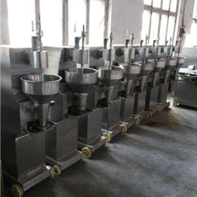佳乐RY-350肉丸成型机 多功能不锈钢丸子机 虾丸章鱼丸加工设备