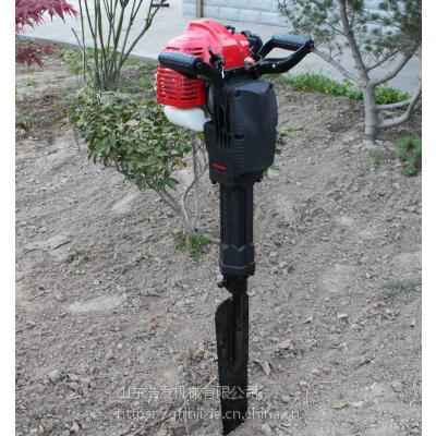 汽油挖树机 七十厘米导板起树机 移栽机厂家