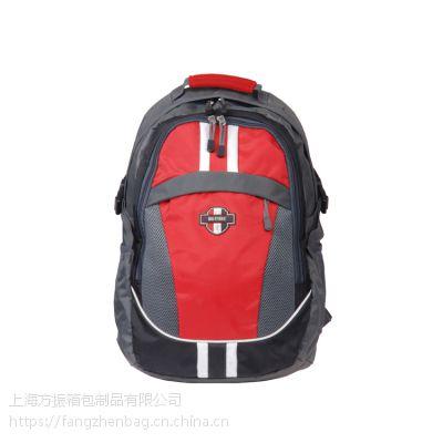 上海箱包批发定制双肩休闲背包学生书包电脑包可定制logo