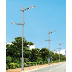 北京学校高低臂灯杆批发价格