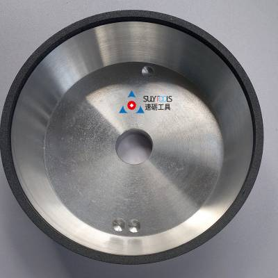 磨金属陶瓷专用砂轮 磨金属陶瓷金刚石砂轮