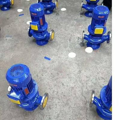 排灌水泵 ISGD65-315IC 22kw 贵州德江县众度泵业