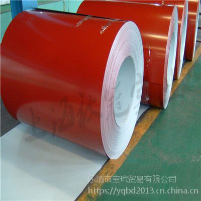 上海宝钢彩涂彩钢板的质量和用途