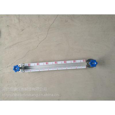 河北旭康仪表 简易型玻璃管液位计 有机玻璃管液位计 石英管水位计