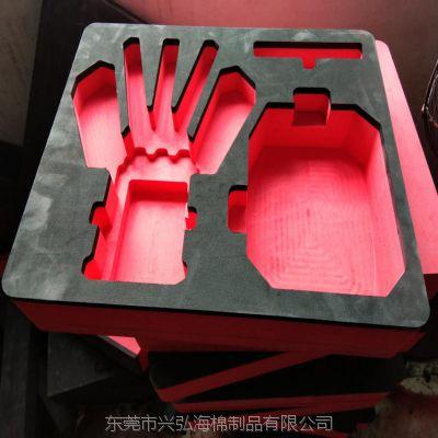 厂家直销多层彩色EVA工具箱复合内衬 一次成型内衬定制
