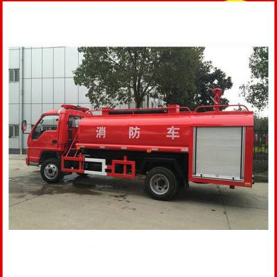 东风蓝牌绿化喷洒车可做消防洒水车用经济实惠