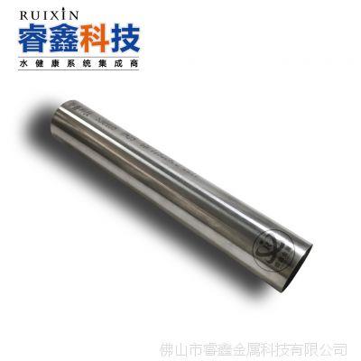 厂家定做316L不锈钢圆管 316L直缝焊管 表面抛光 批发