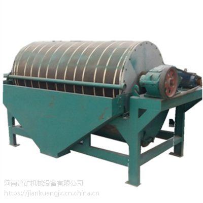 河南建矿厂家供应CTB7518永磁磁选机 高强磁磁选机型号