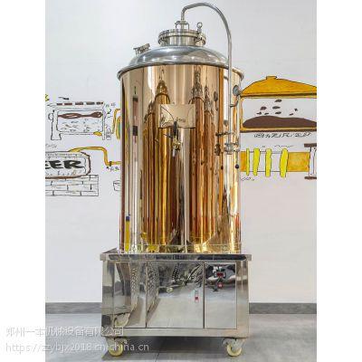 工坊啤酒设备自酿啤酒设备