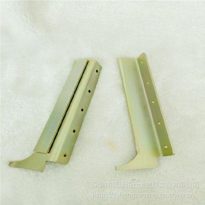 镀锌加工 铁材挂镀环保黄锌 五金电镀加工 金属电镀表面处理
