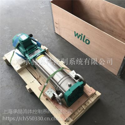 威乐Wilo补水泵MVI1611/6-3/16/E/3-380-50-2空调循环泵供暖热水循环泵特价