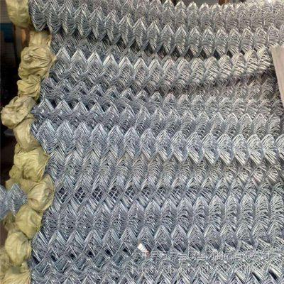 镀锌丝勾花网 护坡网生产供应 防锈菱形护网
