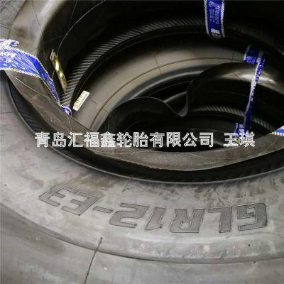 贵州前进机场拖车轮胎牵引车轮胎 14.00r25 1400r25 GLR12