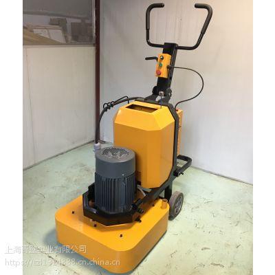 鞍山生产商出售青壁Q630研磨机 干湿两用地面打磨机 12头地坪固化研磨抛光机 货真价实
