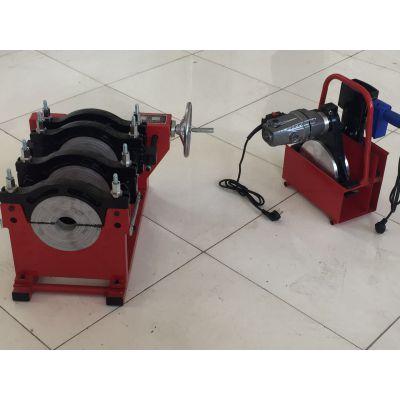 全自动热熔机厂家 聚乙烯管熔接机 250全自动pe焊机 315钢丝网骨架专用电熔机山东创铭500型