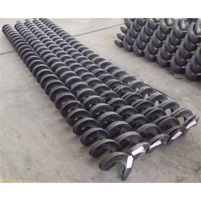 锰钢加厚耐磨螺旋叶片/螺旋叶片厂家品质卓越