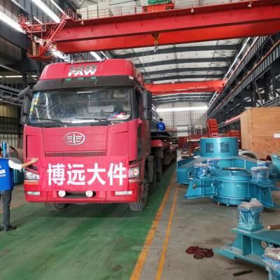 湖南长沙到新疆喀什特种设备运输,大件设备运输