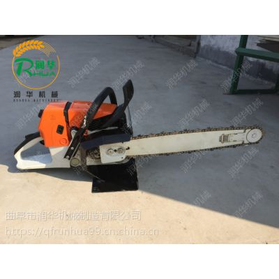 手持式汽油挖树机 松柏移植起树机 大小树木都能用的挖树机