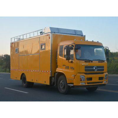 户外炊事车 2.0L流动餐饮配送车