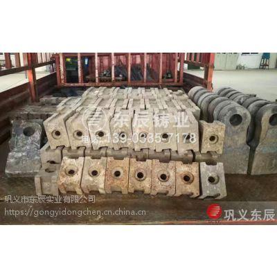 制砂机高铬锤头铸造工艺哪家生产砂机锤头强度好