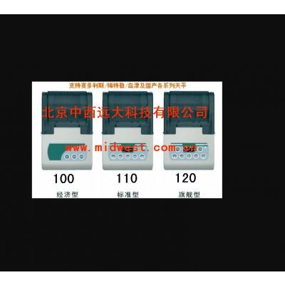天平打印机(配赛多利斯YDP03、YDP20型打印机、标准型)中西器材 型号:KY56/110SA