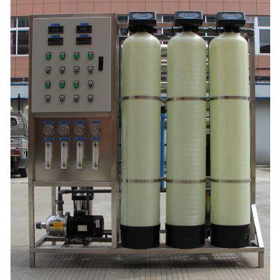宁波金长江直销0.5吨双极RO反渗透纯水处理设备 小型一体式工业用净水系统