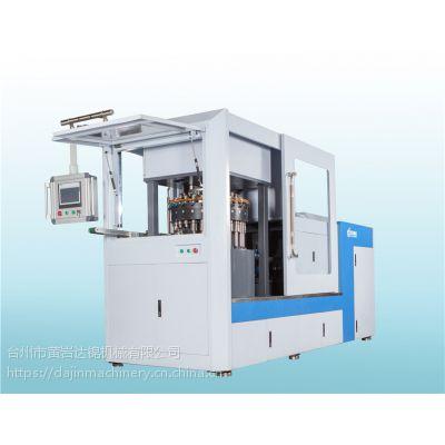 台州机器厂家供36腔旋转式压盖机 瓶盖挤出机 压塑成型机