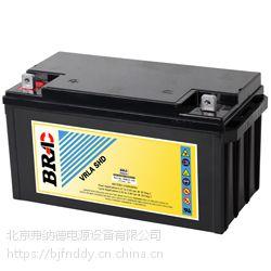 德国BRAC蓄电池6GFM38总经销