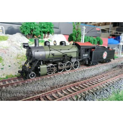 BLI火车模型 5529#1142 DCC数码音效 烟效 蒸汽机车