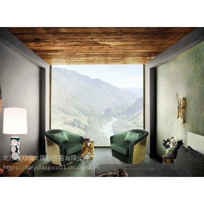 BRABBU家具实木家具品牌客厅沙发价格及图片大全