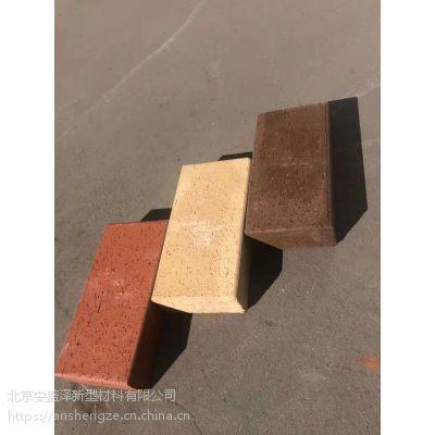工厂直供安盛泽烧结砖 清水砖 清水墙砖 陶瓷透水砖