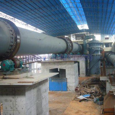 宏基机械生产石灰设备,100T石灰窑炉多少钱