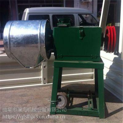 小型立式农用磨面机 高产量玉米打面机 干湿大米磨粉机