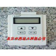 中西(LQS现货)单通道无纸温湿度记录仪 型号:KK01-ECA-SC14库号:M396278