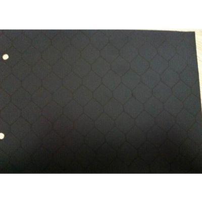 pvc防静电围帘,黑色网格防静电帘,RoHS2.0欧盟标准静电帘