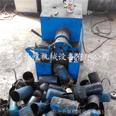 小型机油滤芯分切机 巩义机油滤芯拆解机厂家直销
