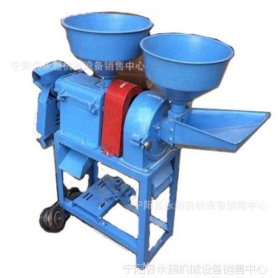 大型碾米机脱皮稻谷脱皮高产量细碾三项电碾米机