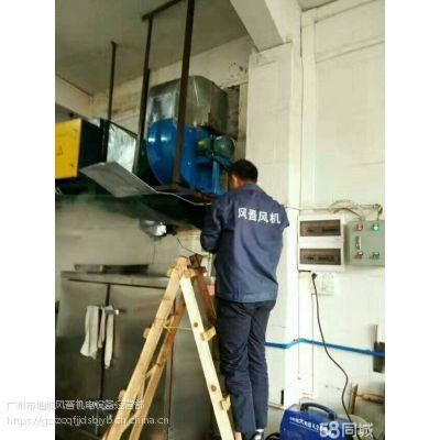 工业区净化器上排风工程设计包括风机净化系统配套安装