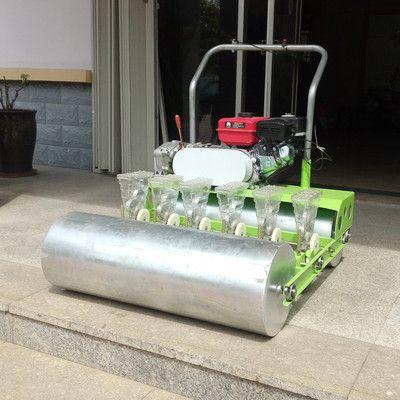 农用四轮车带蔬菜播种机 小颗粒种子精播机 自走式谷子播种机