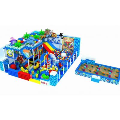 湘潭淘气堡生产厂家 游乐园设备 儿童乐园加盟商