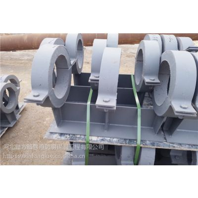 鑫方略低能耗热网专用地埋隔热滑动支架Q235材质
