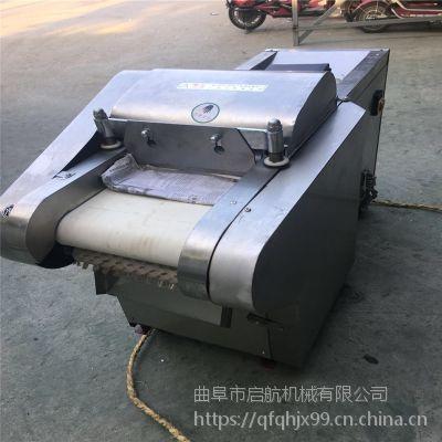 贵州年糕切片机 切4毫米规格年糕片机 启航面筋切丁机价格